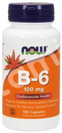 Рибофлавин, Now Foods, 100 мг, 100 капсул