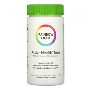 Витамины для подростков, Rainbow Light, 90 таблеток