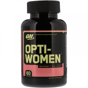 Витаминный комплекс для женщин (Opti-Women), Optimum Nutrition