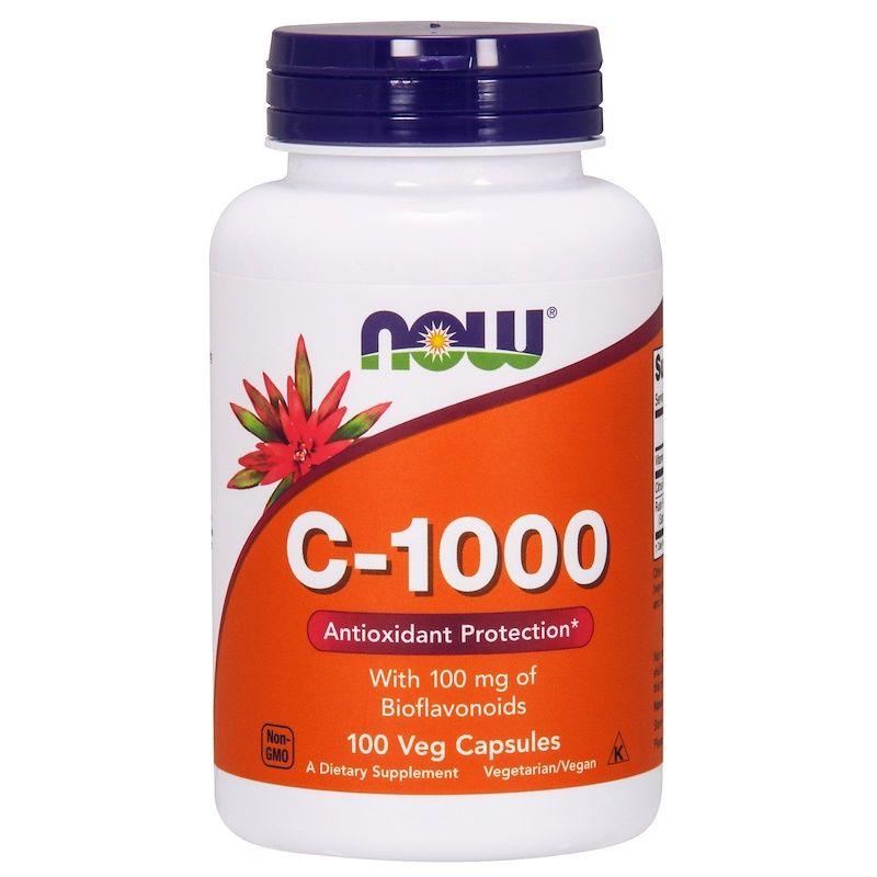 Витамин С-1000, Now Foods