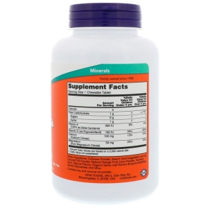 Жевательный кальций для детей, Kid Cal, Now Foods, 100 таблеток