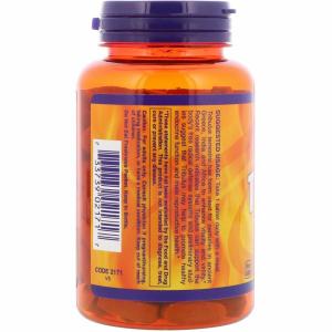 Трибулус, Tribulus, Now Foods, Sports, 1000 мг, 90 таблеток