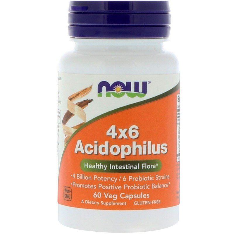 Пробиотики, Acidophilus, Now Foods