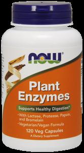 Плант Энзим (Plant Enzymes), Now Foods, ферменты