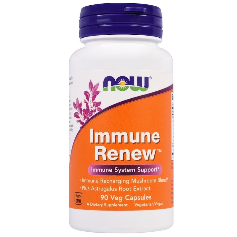Витамины для иммунитета, Now Foods, 90 капсул