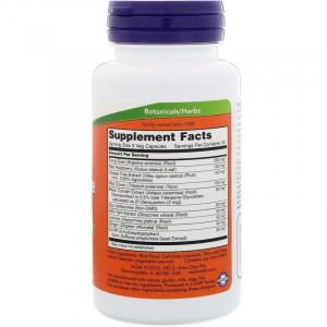 Менопауза, Menopause, Now Foods, смесь трав, 90 капсул