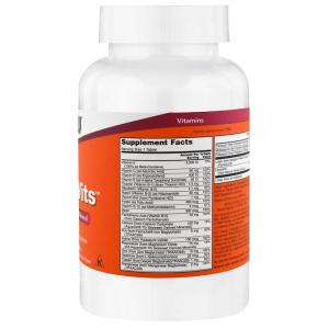 Мультивитамины (Daily Vits), Now Foods, 100 таблеток