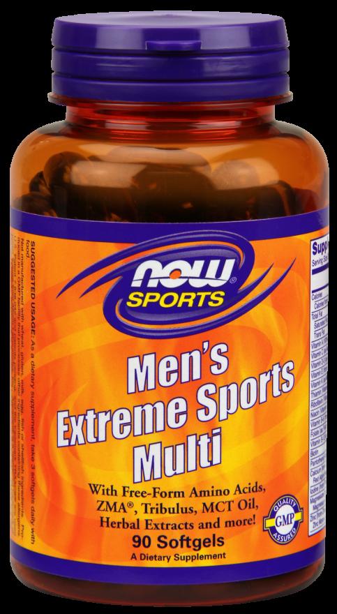 Мультивитамины для мужчин, Now Foods, 90 кап.