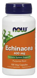 Эхинацея (Echinacea Purpurea), Now Foods, 400 мг