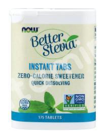 Стевия, Better Stevia, Now Foods, 175 таблеток
