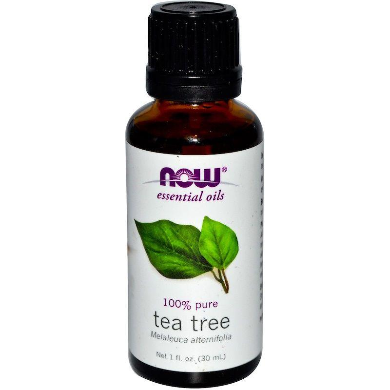Масло чайного дерева (Tea Tree), Now Foods, Essential Oils, 30 мл.