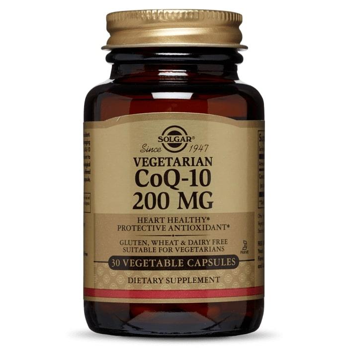 Коэнзим Q10, Solgar, 200 мг.