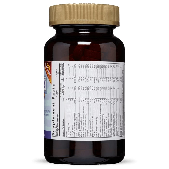 Витамины для детей, Solgar, Kangavites, Кангавитс, 120 таблеток