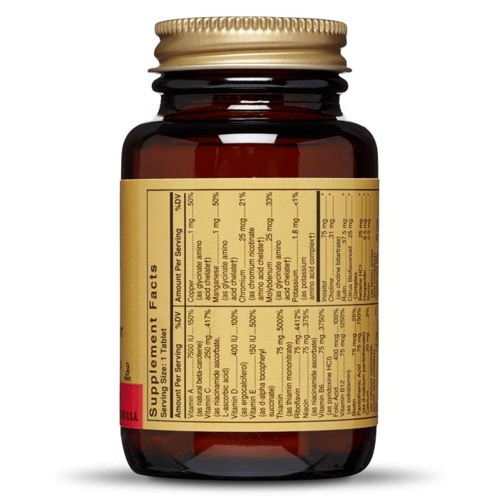 Мультивитамины, формула VM-75 (Multiple Vitamins), Solgar
